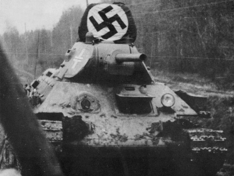 34 пехотная немецкая дивизия: