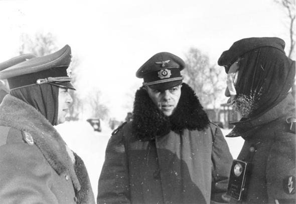 Вермахт на подступах к Москве, ноябрь 1941