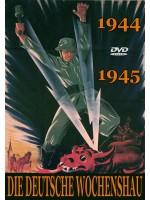 Германское еженедельное обозрение 1944-1945 / Die Deutsche Wochenschau 1944-1945 (2 DVD)