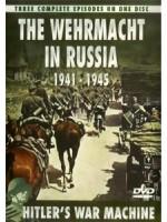 Вермахт в России 1941-1945: выжженная земля. Группы Армий Север, Центр и Юг / The Wehrmacht in Russia 1941-1945 / Scorched Earth (2 DVD)