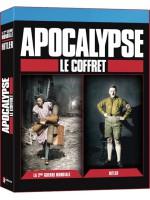 Апокалипсис: Вторая мировая война; Гитлер / Apocalypse: The Second World War; Hitler (4 DVD)
