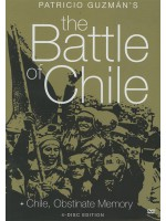 Битва за Чили / The Battle Of Chile (4 DVD)