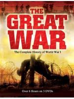 Великая Война: полная история 1-й Мировой войны / The Great War: The Complete History of World War I (3 DVD)