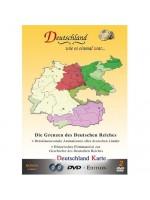 Какой однажды была Германия... Немецкие карты: границы германского Рейха / Deutschland wie es einmal war... Deutschland Karte. Die Grenzen des Deutschen Reiches (2 DVD)