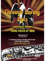 Германское еженедельное обозрение (Взгляд глазами врага) выпуск 2 / Through Enemy Eyes (Die Deutsche Wochenschau) Vol. 2 (2 DVD)