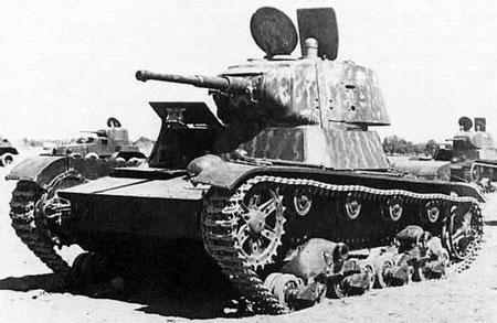 battlefront.ru- Легкий танк Т-26