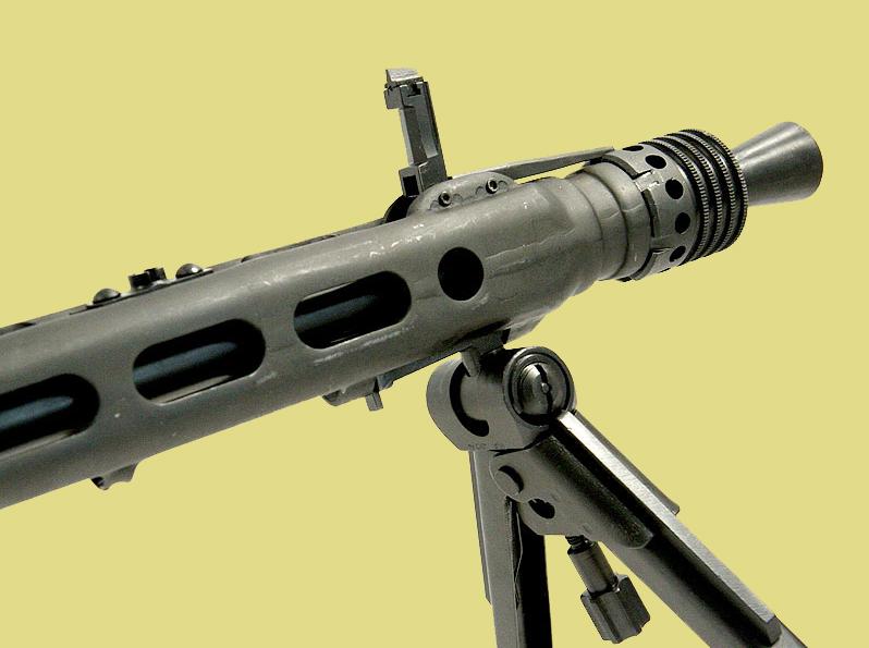 ...единого пулемёта MG-34 по.